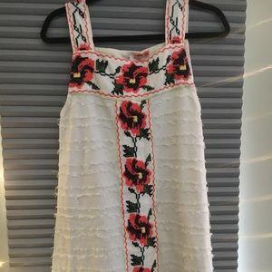 Free People New Romantics floral dress